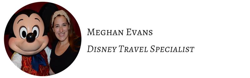 Meghan Evans Disney Travel Specialist