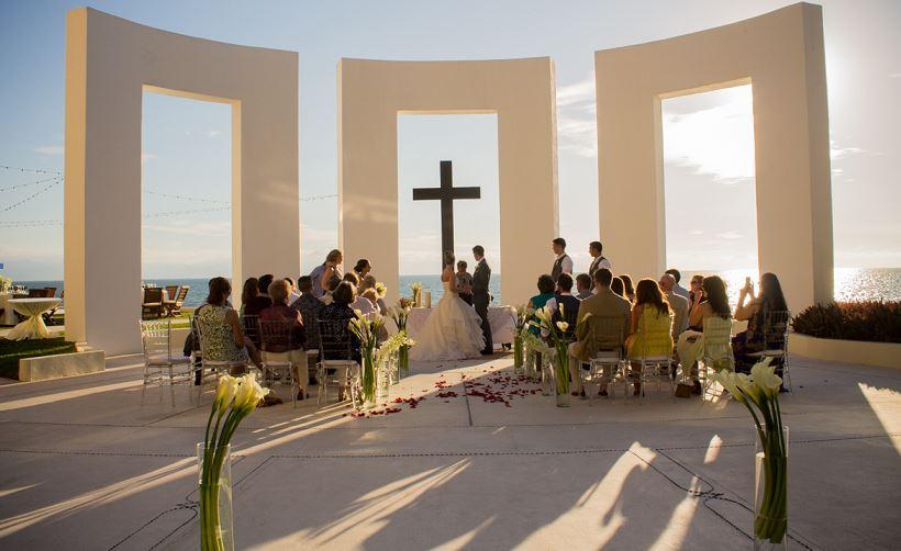 Amanda And John Ceremony Grand Velas Riviera Nayarit