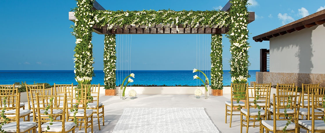 Destination Wedding Secrets Playa Mujeres Destinations
