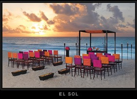 El Sol Colin Cowie Wedding Collection