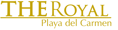 THE Royal Playa del Carmen Logo
