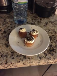Cupcakes Paradisus La Esmeralda