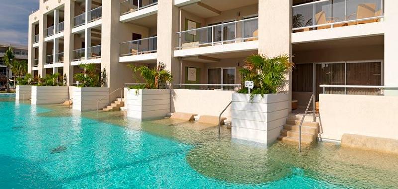 Swim Up Suites Paradisus La Esmeralda