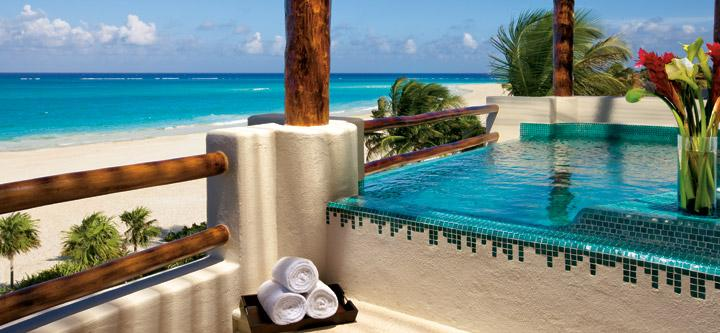Secrets Maroma Plunge Pool Suite