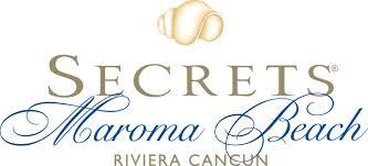 Secrets Maroma Beach Logo
