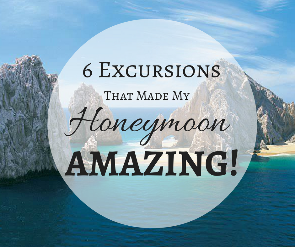 excursions on my honeymoon